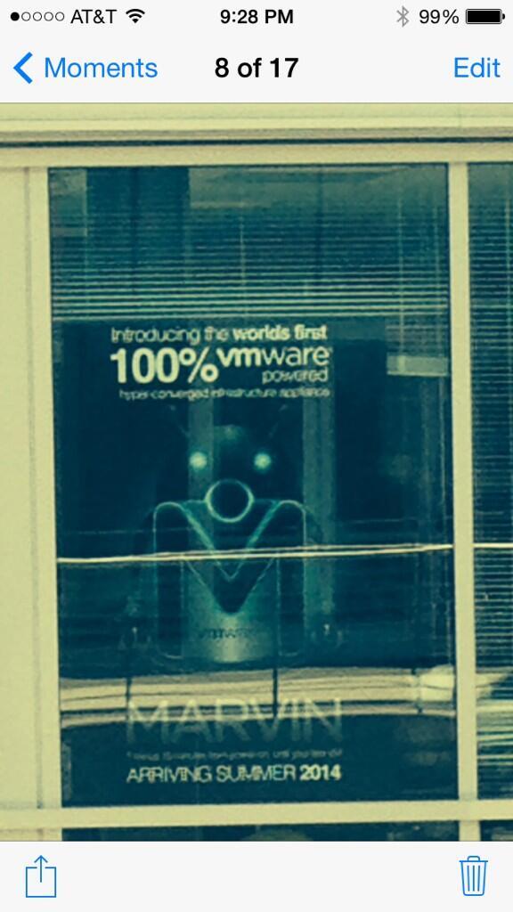 VMware Project Mystic Marvin