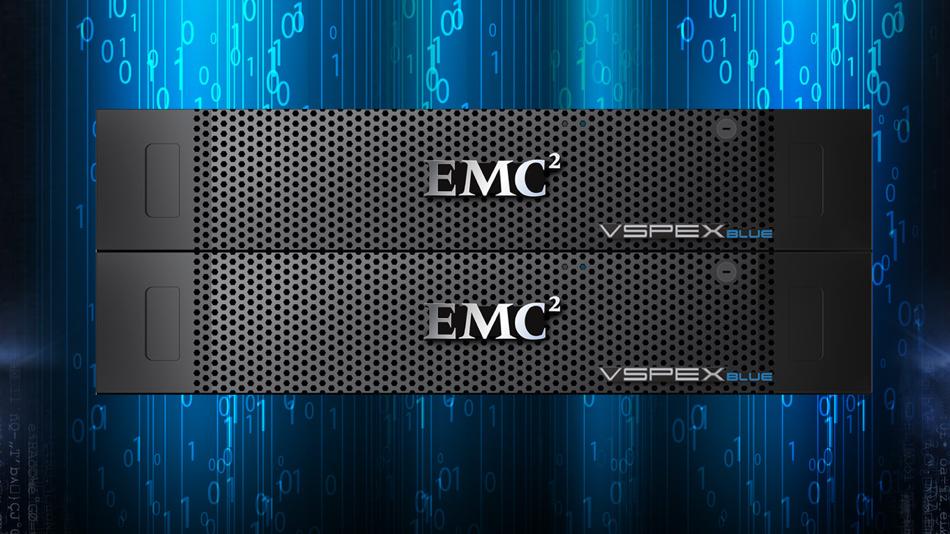 EMC VSPEX BLUE EVO RAIL VMWARE