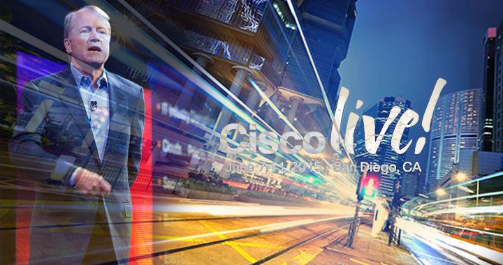 Cisco Live 2015 Rob Steele
