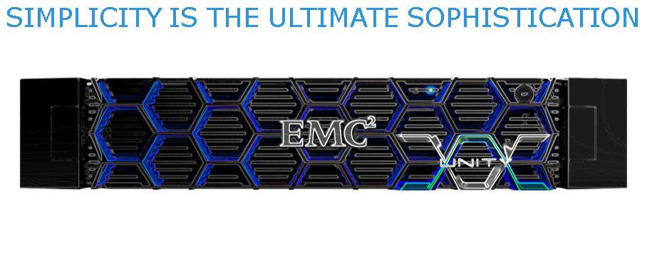 emc unity emcworld 2016 faceplate