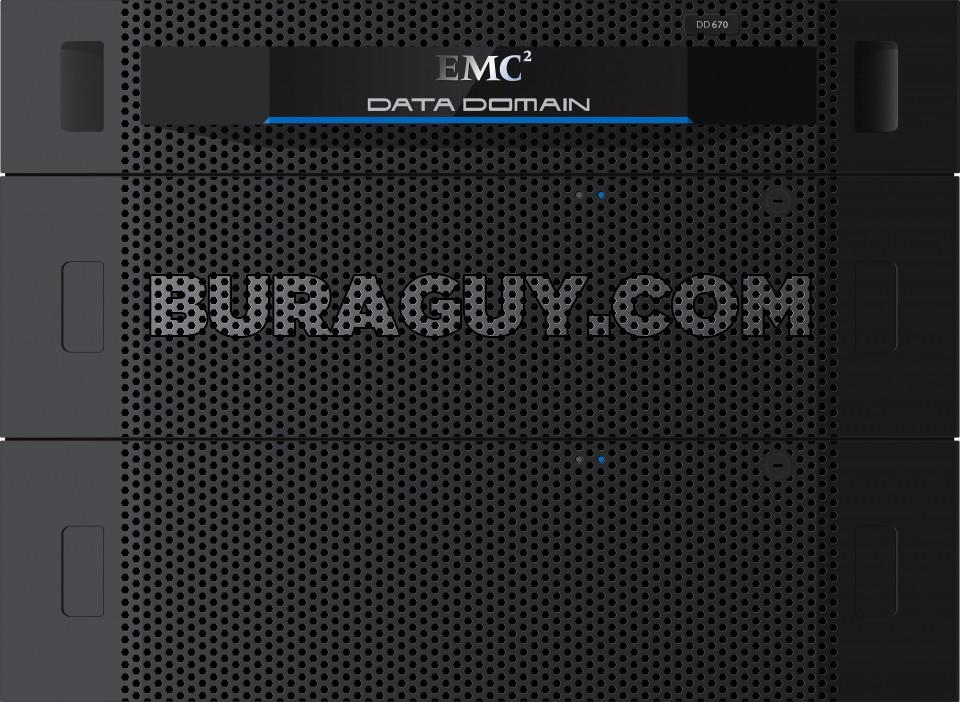EMC Data Domain - DD - DataDomain
