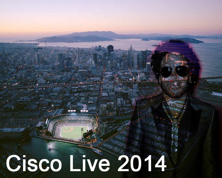 Cisco Live 2014 CLUS