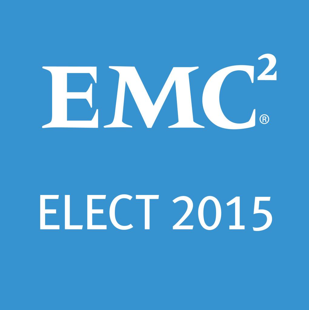 EMC Elect 2015 - EMCElect2015