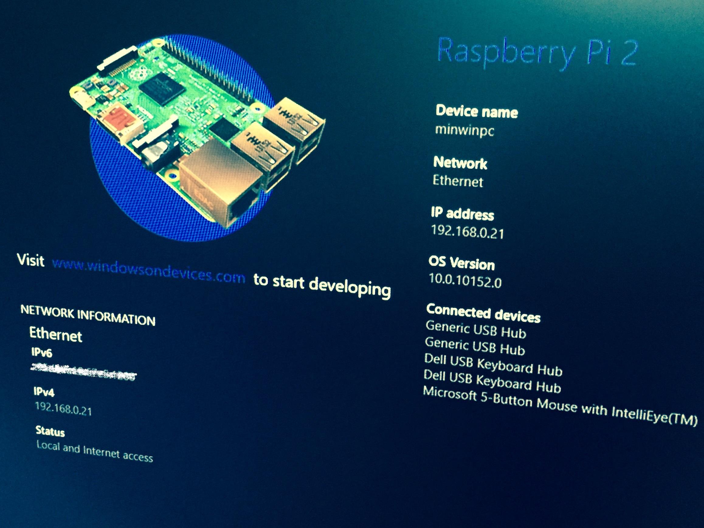 Windows 10 IoT Raspberry Pi 2 Setup Tutorial | Rob Steele