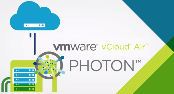 vCloud Air VMware Photon