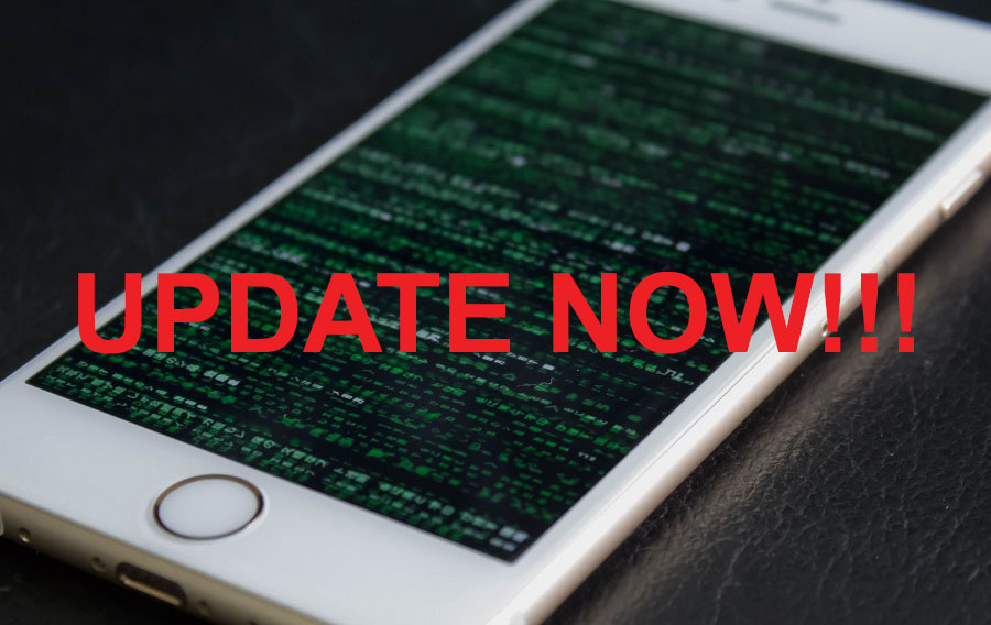 Update iPhone Hack